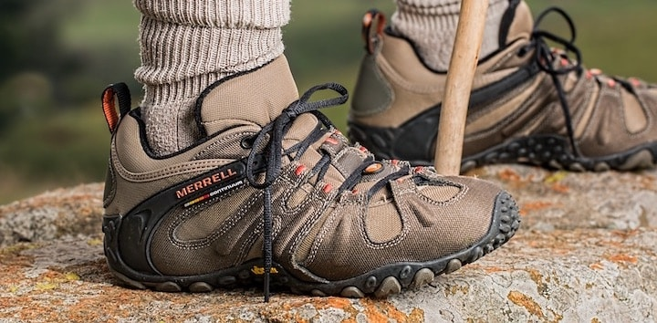 best hiking shoes for backpackers and travelers the 2017