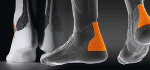 Achilles Tendonitis Illustration