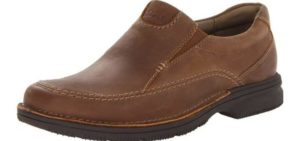 Clarks Men's Senner Lane Slip On Shoes for Men