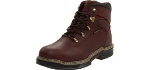 Wolverine Men's Buccaneer - Flat Feet Work Boots