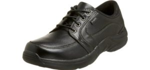 Propet Men's Commuterlite - Orthopedic Dress Shoes for Overweight