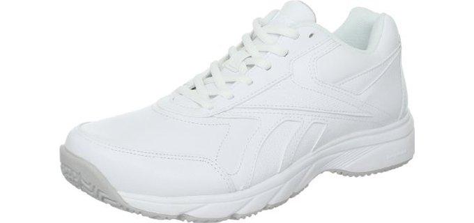 Reebok Women's Work N Cushion - Work Shoes for Overweight Women