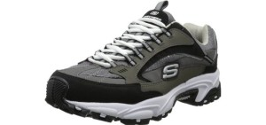 Skechers Men's Stamina Nuovo - Sports Sneaker and Walking Shoes