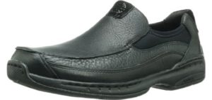 Dunham Men's Wade - Casual Dress Shoe for Plantar Fasciitis