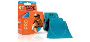 KT Tape Pro Men's 20 Pre-Cut 10-Inch Strips - Kinesiology Tape