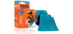 KT Tape Pro Men's 20 Pre-Cut 10-Inch Strips - Kinesiology Tape