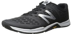New Balance Men's X20v4 - Minimus Cross-Training and Weightlifting Shoe