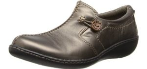 Clarks Women's Ashland - Dress Shoes for Sore Knees