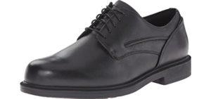 Dunham Men's Burlington - Professional Work Shoes for Achiles Tendinitis