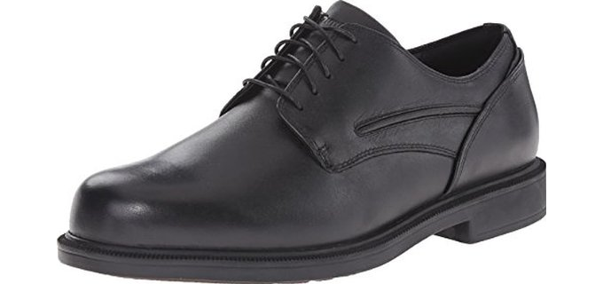New Balance Men's Dunham Burlington - Waterproof Oxford Dress Shoe