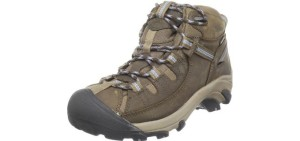 Keen Women's Targhee 2 - Hiking Shoes for Hallus Rigidus