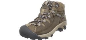 Keen Women's Targhee 2 - Hiking Shoes for Hallus Rigidus