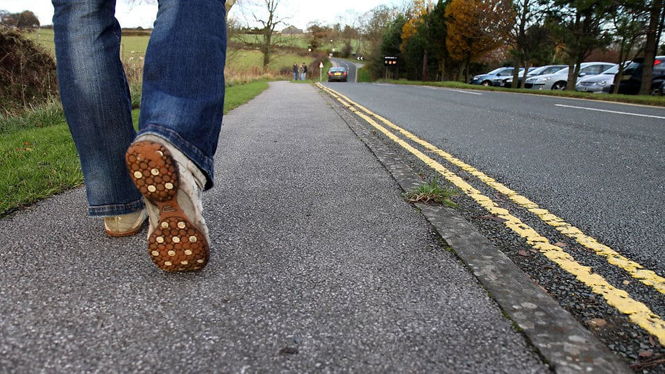 The Best Long Distance Walking Shoes