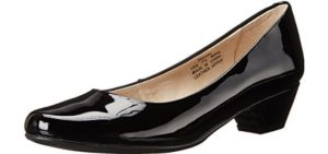 Propet Women's Taxi - Best Slip On Work Shoes for Standing All Day