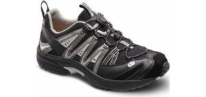 Dr. Comfort Men's Performance - Diabetic Orthopedic Athletic Shoes
