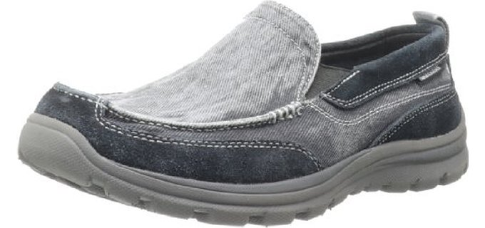 Skechers Men's USA Melvin Loafer - Summer Shoes