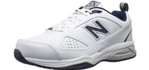 New Balance Men's MX623v3 - Training Shoes for Heavy People with Long Wide Feet