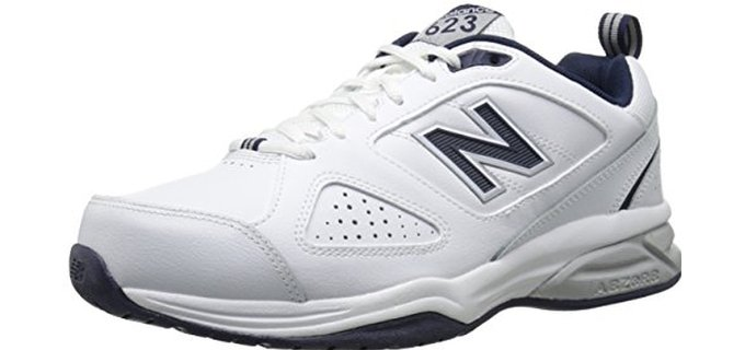 New Balance Men's MC623V3 - Training Shoes for Obese men