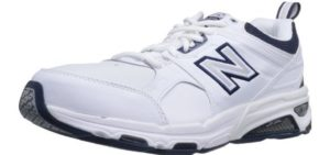 New Balance Men's MX857 - Athletic Shoes for Bunions