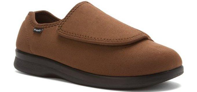 Propet Men's Cush 'n Foot Slip-On Slippers for Bunions
