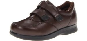 Propet Men's Vista - Velcro Strap Shoes for Bunions