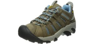 KEEN Women's Voyageur - Wide Hiking Shoes
