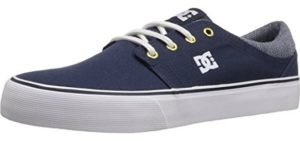 DC Men's Trase TX - Skateboarding Shoes