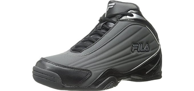 Fila Men's Slam 12C - Affordable Basketball Shoe