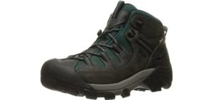 Keen Men's Targhee II - Hiking Boots for Low Arches