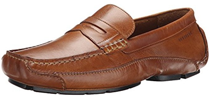 Rockport Men's  LuxuryCruise Penny - Driving Loafers