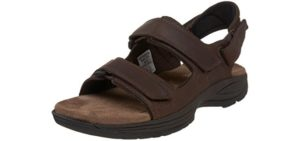 Dunham Men's St.Johnsbury - Orthotic Fishermans Sandal