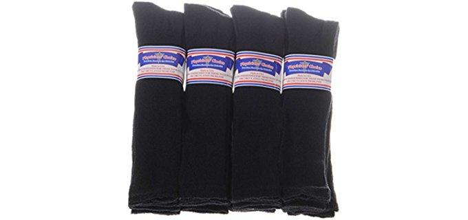 Physician's Choice Men's Calf Length - Diabetic Crew Socks