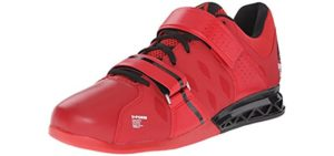 Reebok Men's Lifter Plus 2.0 - Crossfit Weight Lifting Training Shoe