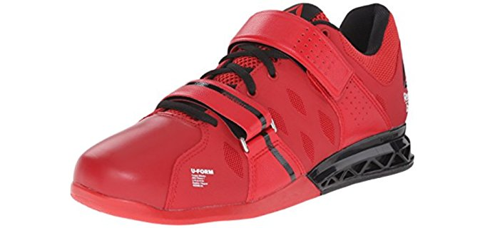Reebok Men's Lifter Plus 2.0 - Crossfit Weight Lifting Running Shoe
