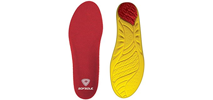 Sof Sole Arch Full Length Comfort High Arch Insoles