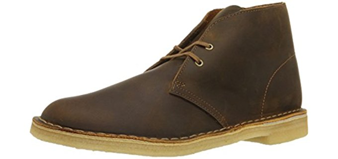 Clarks Men's Originals - Chukka Desert Boot