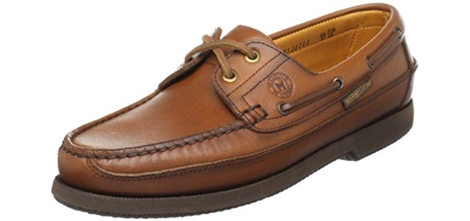 Mephisto Men's Hurrikan - Slip On Boat Shoe
