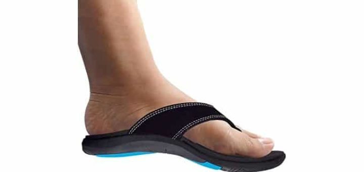 e45677d3f Orthopedic Flip Flops (April 2019) - Top Shoes Reviews