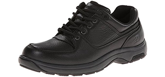 Dunham Men's Windsor Oxford - Classic Style Waterproof shoe for Morton's Neuroma