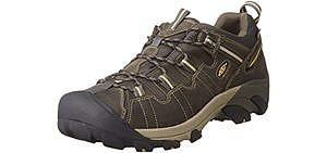 KEEN Men's Targhee II - Low Cut Hiking Shoe in Wide Widths