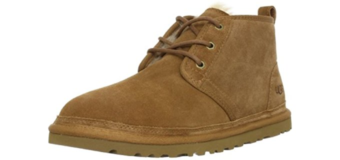 UGG Men's Neumel - Warmest Winter Chukka Boots