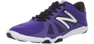 New Balance Women's X20v2 - Minimus Cross-Training and Weightlifting Shoe