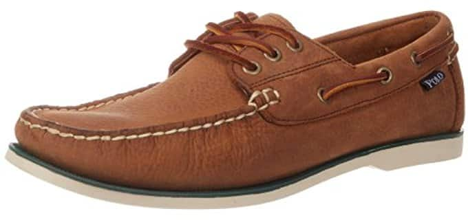 Polo Ralph Lauren Men's Bienne - Comfortable Boat Shoe