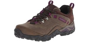 Merrell Women's Chameleon - Top Hiking Shoes for Flat Feet