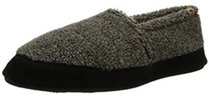 Acorn Men's Moc Slipper - Slippers with Arch Support