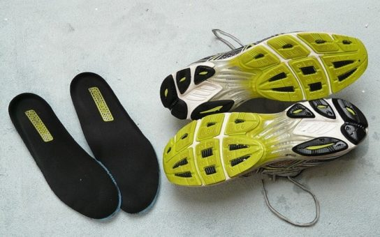 best insoles for flat