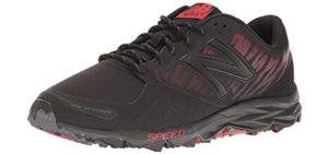 New Balance Men's MT690v2 - Trail Running and Walking Shoe