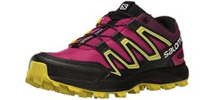 Trail Running Shoes for High Arches