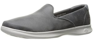 Skechers Women's Lite Loafer - Light Breathable Summer Shoes