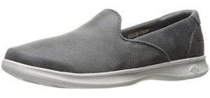 Skechers Women's Lite Loafer - Light Breathable Summer Shoes